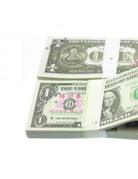 20Pcs/Pack USD Paper Bar Atmosphere Props Money for Movie TV Video Novelty Photography Tools