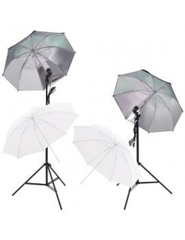 Photo studio lighting set