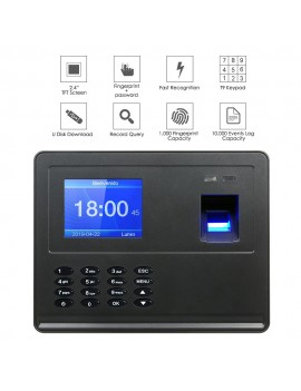 Biometric Fingerprint Attendance Machine 2.8