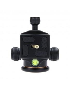 Andoer Camera Tripod Ball Head Ballhead with Quick Release Plate 1/4