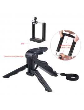 Andoer Mini Stand Support Holder Tripod
