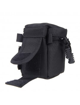 Fly Leaf Lens Case Pouch Bag 9 * 8cm for DSLR Nikon Canon Sony Lenses FY-1